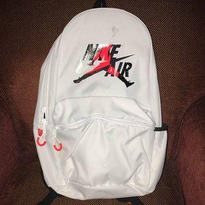 Brand new Nike Air Jordan backpack